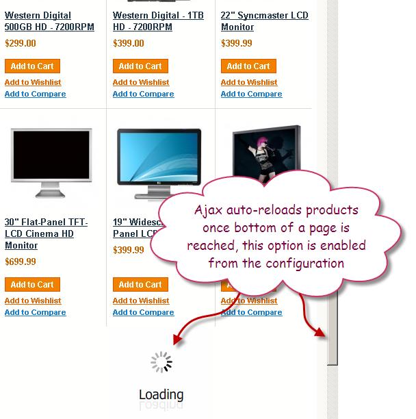 ajax catalog pro