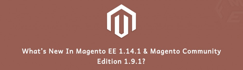 What new in Magento