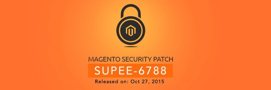 Magento Secuity Patch SUPEE 6788
