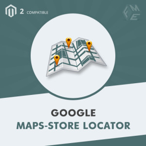 1 Google Maps Store Locator
