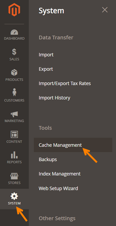 How to Manually Clear Magento 2 Cache ? Step by Step Guide