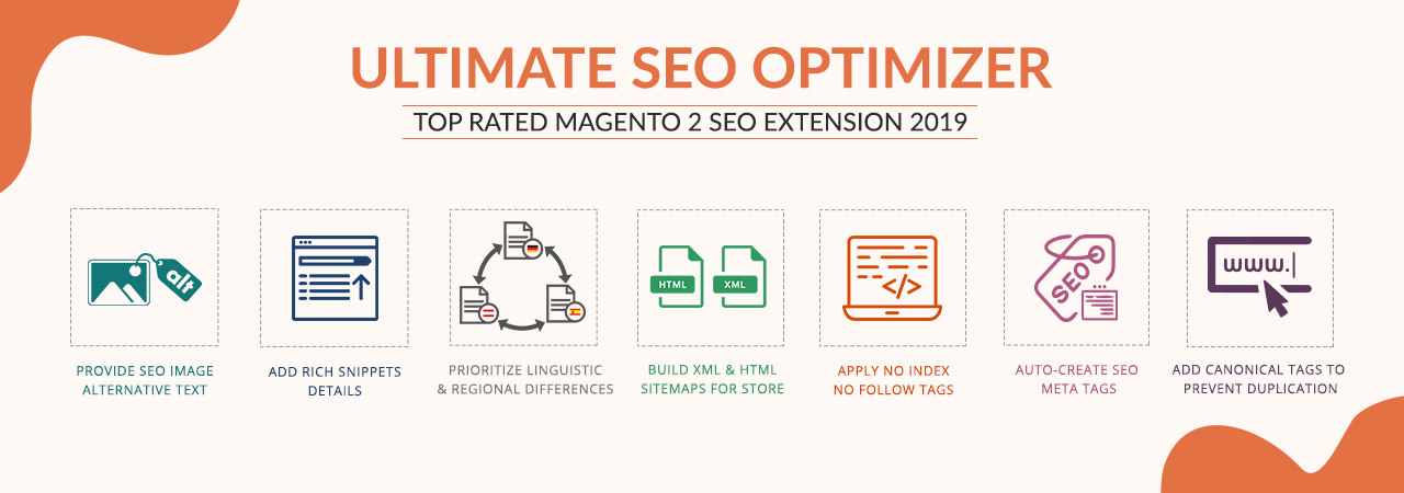 Ultimate SEO Optimizer - Top Rated Magento 2 SEO Extension 2019
