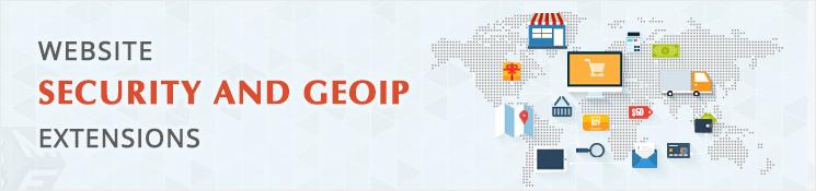 Website Security - Geoip