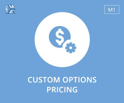 Custom Options Pricing