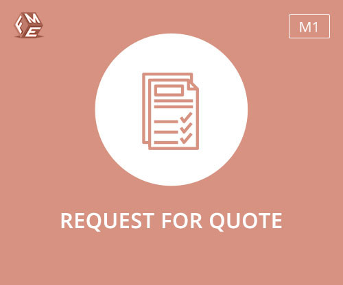 Request for Quote - Free Magento Extension