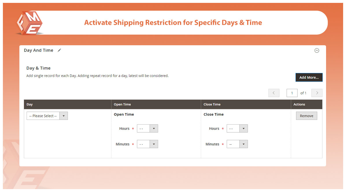 Shipping Restrictions Pro